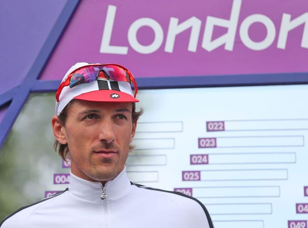 Fabian Cancellara is injured
