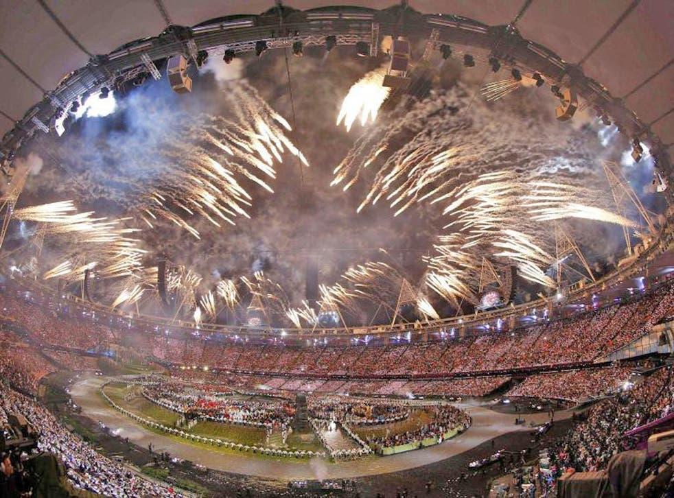 The Olympics Opening Ceremony
