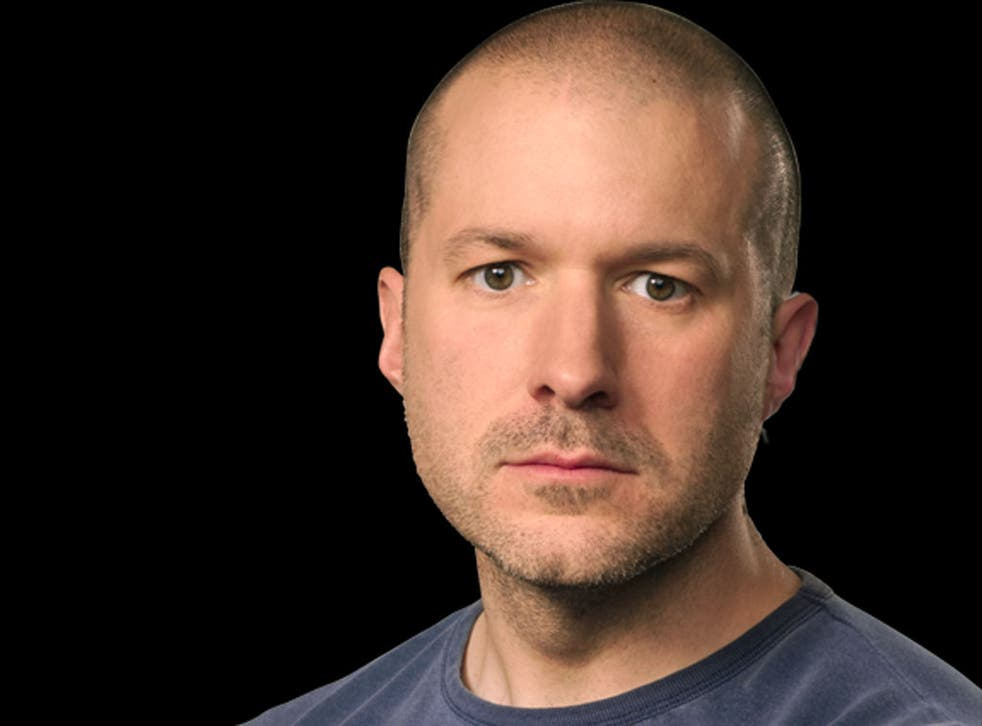 Sir Jonathan Ive has led the Apple design team for 16 years
