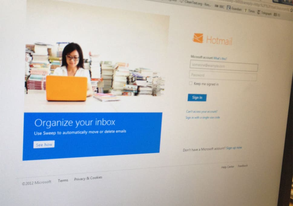 Microsoft moves Hotmail into the trash to make way for a