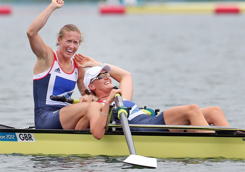 Britain celebrates as rowers and cycling champion race into gold