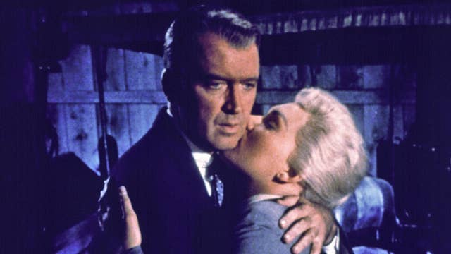 Vertigo hits the dizzy heights as critics name it best film of all time |  The Independent | The Independent