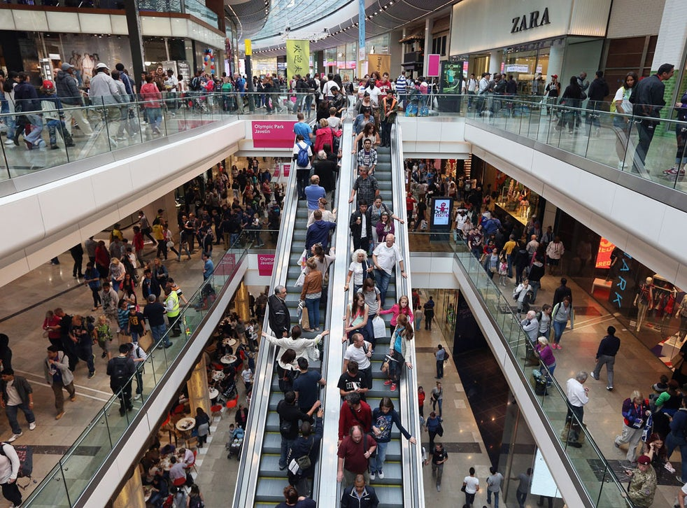 London 2012: Westfield Stratford to close doors on non ...