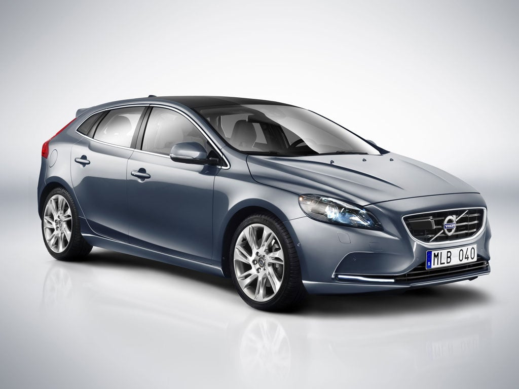 Volvo V40 D3 | The Independent