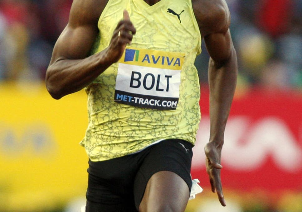 ee87b0cb9 The science of sprinting | The Independent