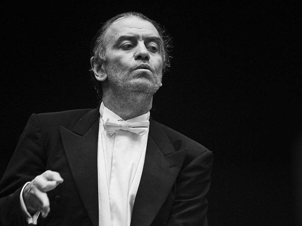 Valery Gergiev: biography and creativity