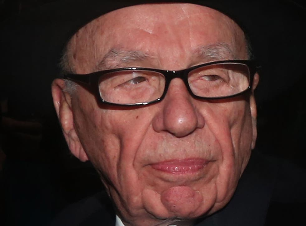 Elitist: Rupert Murdoch's faith in private schools is misplaced