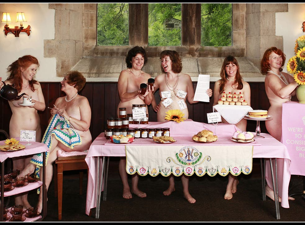 Grassington Calender Girls - just one of many theatre groups performing the iconic play across the country