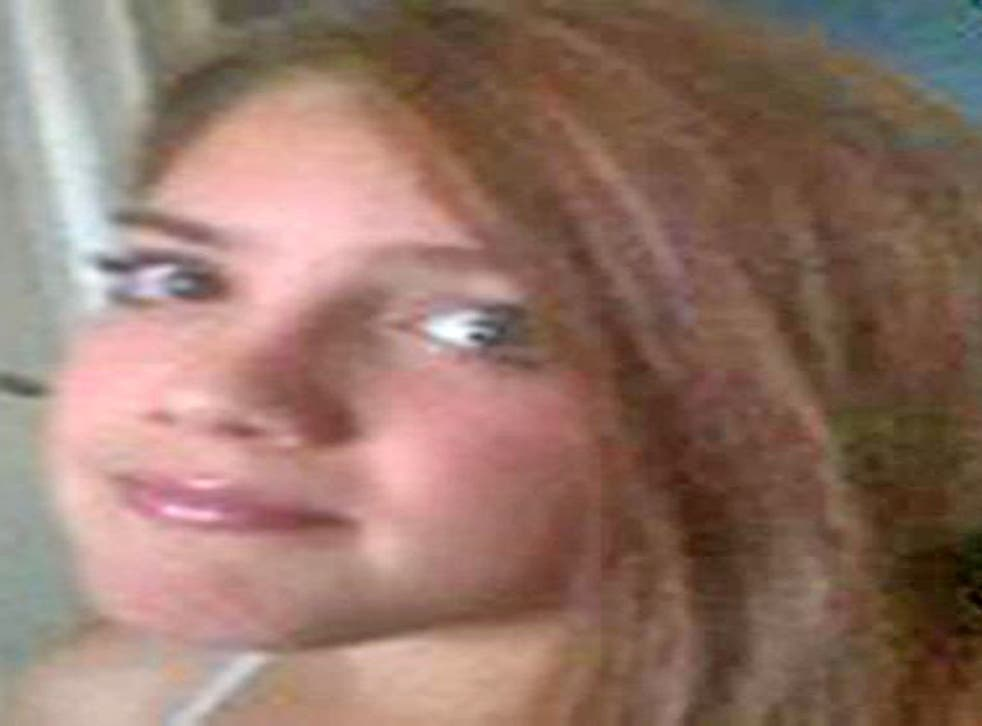 Tia Sharpe has not been seen since going on a shopping trip to Croydon last Friday