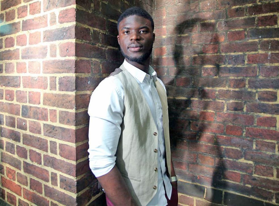 Karl Lokko, a former Brixton gang leader, is now a musician and works with young people