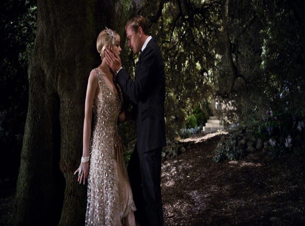 The Great Gatsby remake stars Carey Mulligan and Leonardo DiCaprio