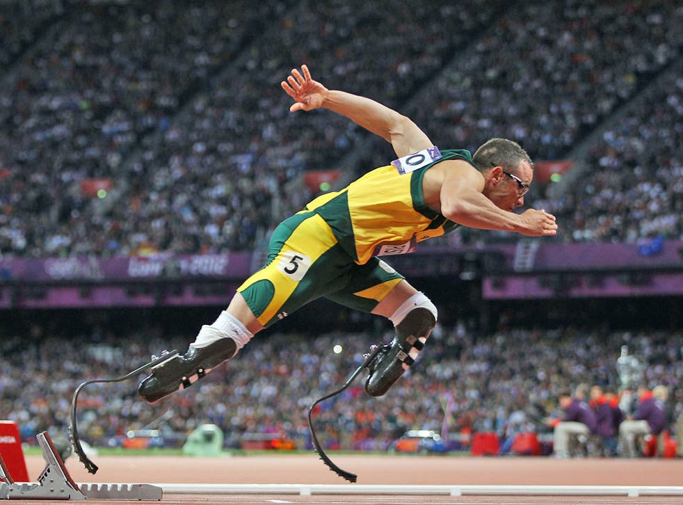 Interest in 'Blade Runner' Oscar Pistorius has led to a surge in Paralympic ticket sales