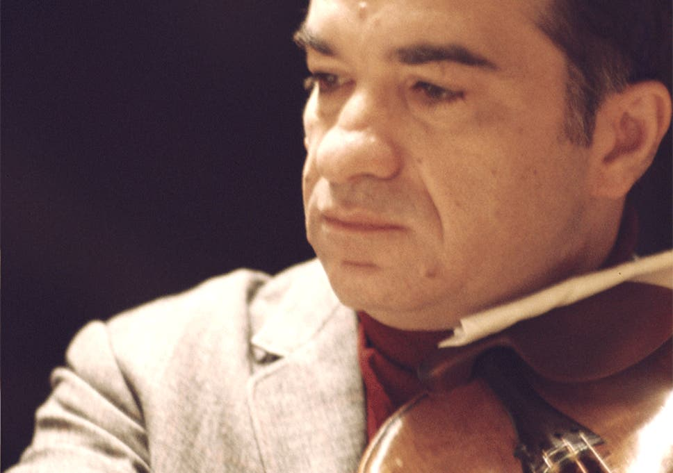 Ruggiero Ricci: Child prodigy who became one of the finest