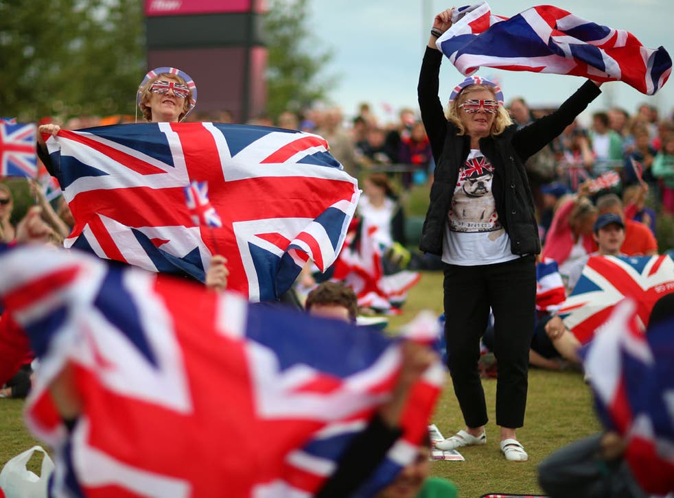 Team GB's medal success has won over the Olympics sceptics, according to a new survey