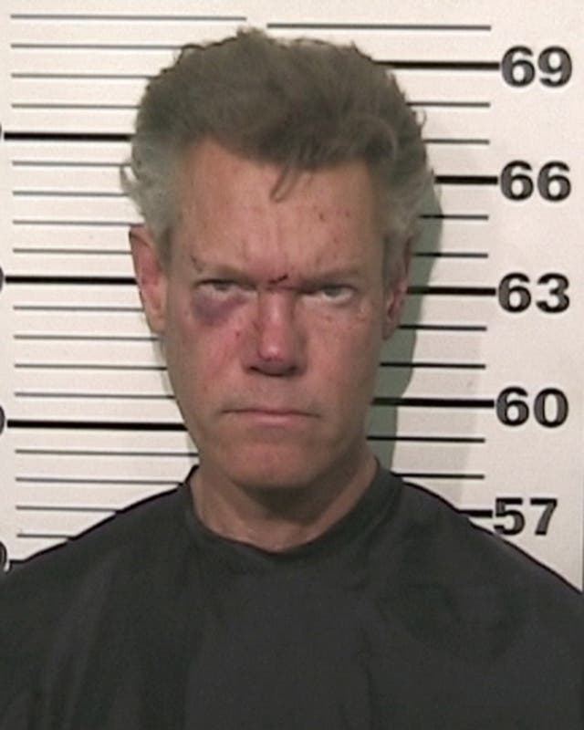 Randy Travis arrested naked, charged with DWI - Times Union