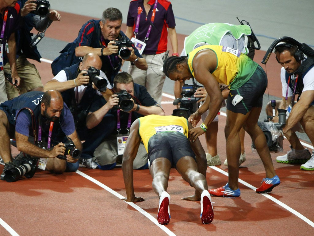981ff5b9388 Usain Bolt steals the Olympics show to stand apart in pantheon of ...