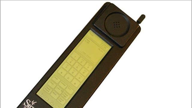 IBM Simon - the first smartphone
