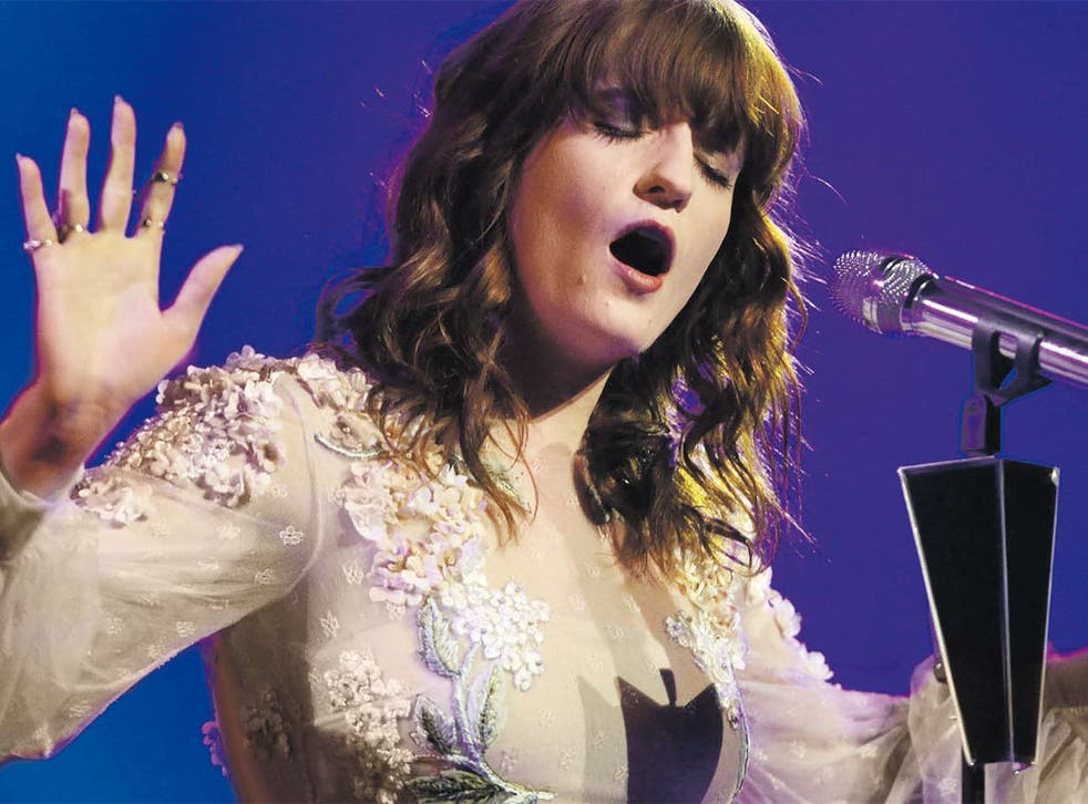 High-pitched profits: Limited-edition, Karl Lagerfeld-designed singles from Florence + the Machine cost £50