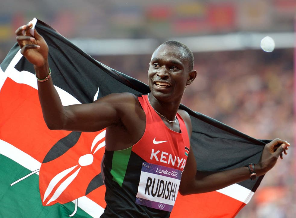 Rud health: David Rudisha's victory helped show athletics in the 'best possible light' says Lord Coe