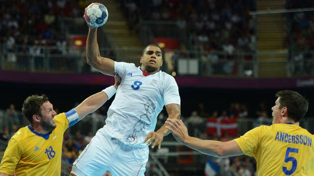 Handball France Defeat Sweden In Nervy Final The Independent The Independent