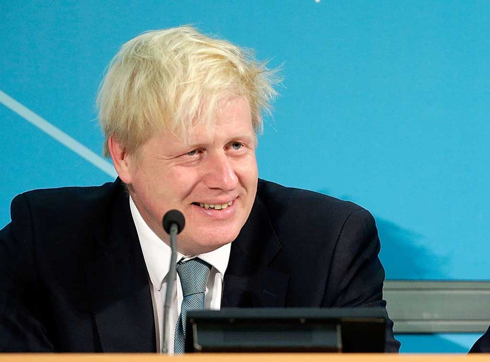 Boris Johnson said London was committed to ensuring a sporting legacy from the Olympic Games