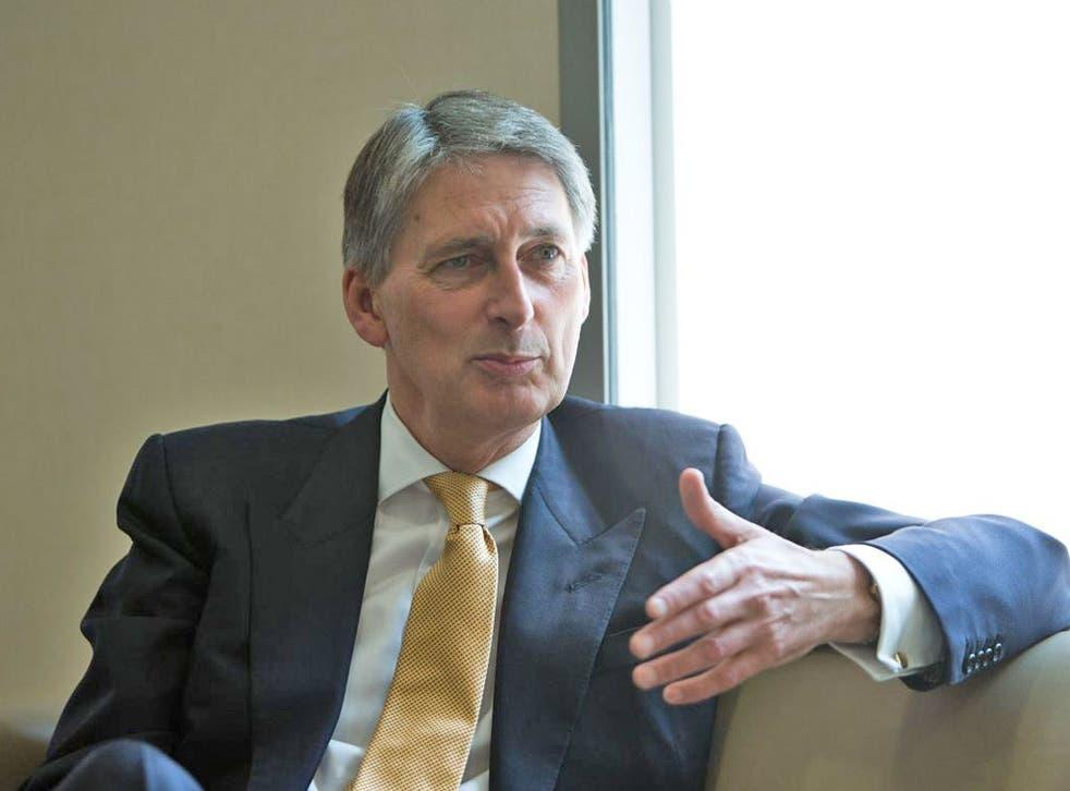 Philip Hammond: 'Commercial model is not always best'