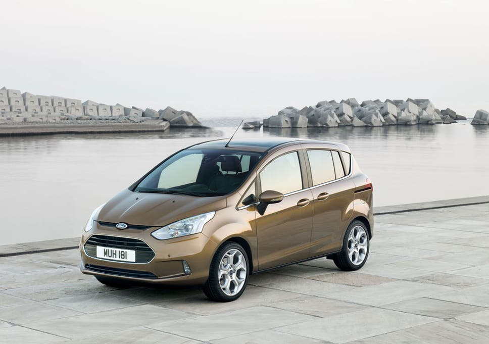 first drive: ford b-max titanium 1.0 ecoboost | the independent