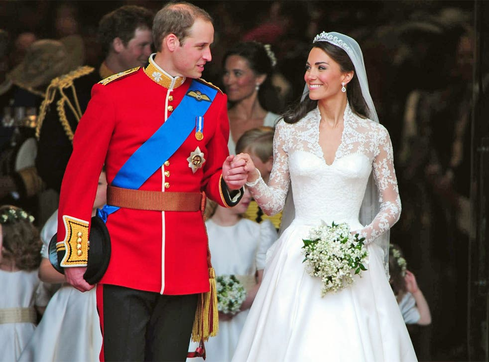 The Duchess of Cambridge's gown has a 1,600-word article dedicated to it