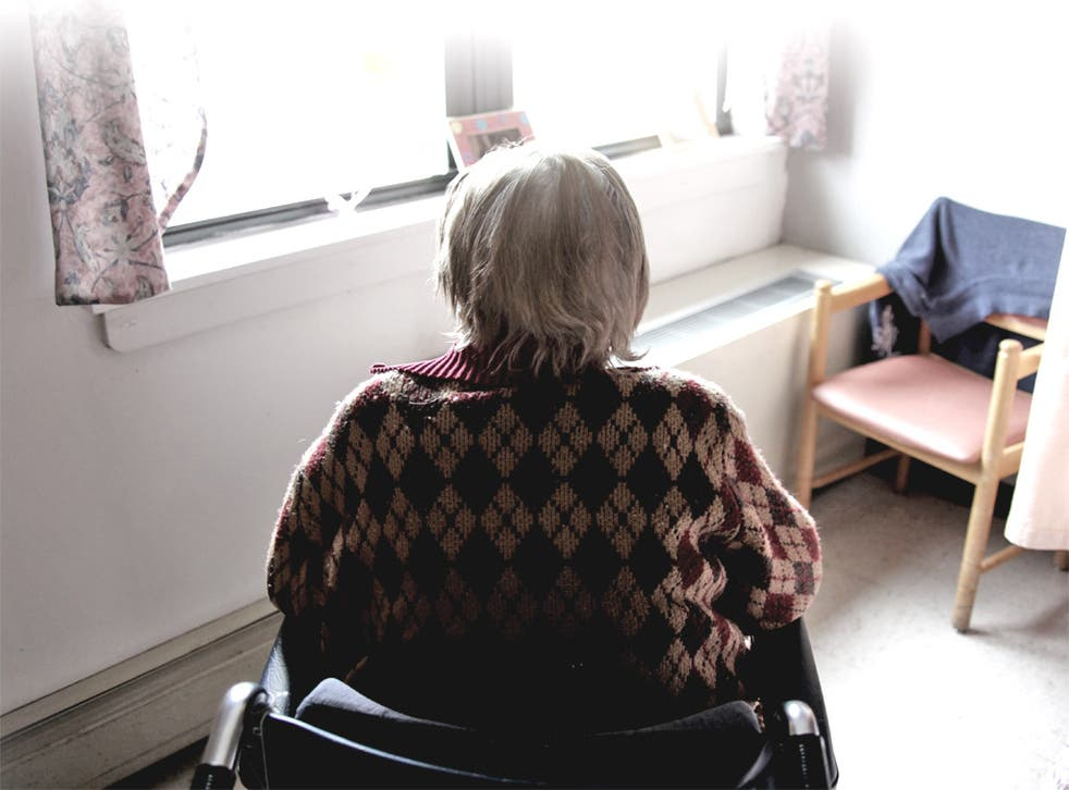 Care and support for elderly people touches the lives of 10 million people