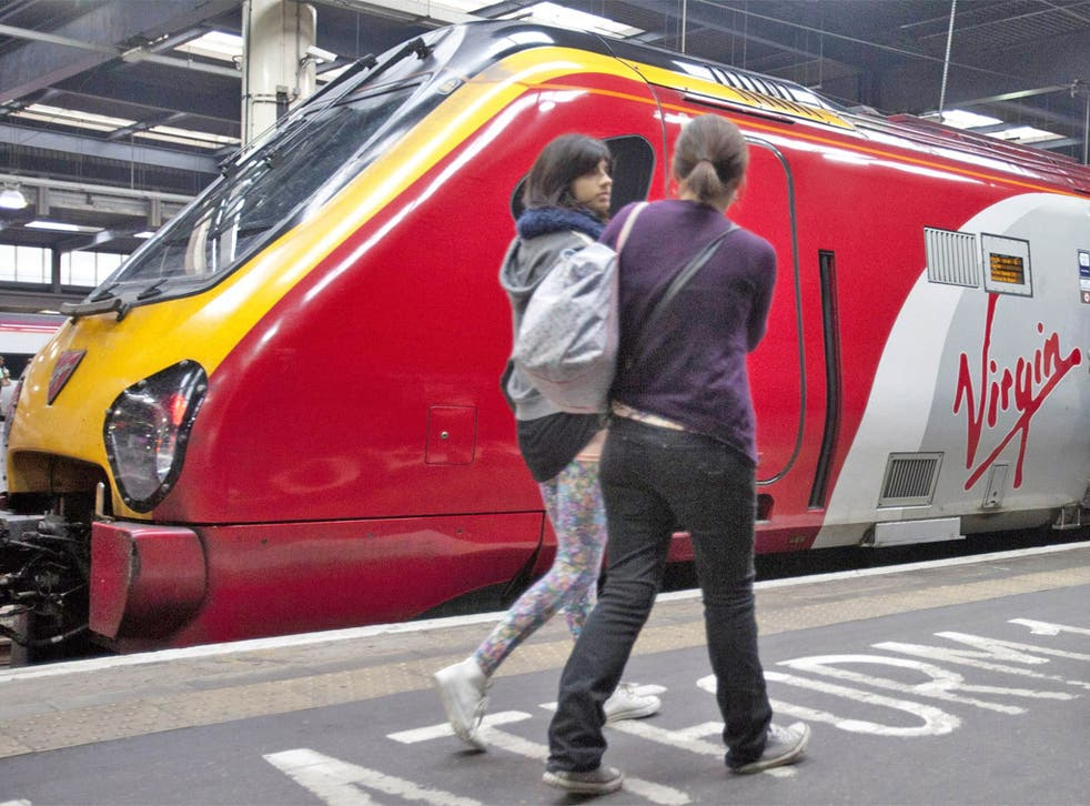Virgin Trains won the West Coast franchise in 1997 but FirstGroup's £5.5bn bid is more than double Virgin's existing payment