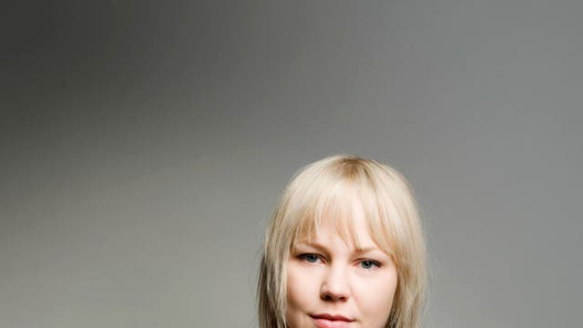 Face to watch: Adelaide Clemens is destined for acclaim, with a lead role in BBC2's upcoming adaptation of modernist epic Parade's End alongside Benedict Cumberbatch and a smaller one in Baz Luhrmann's The Great Gatsby