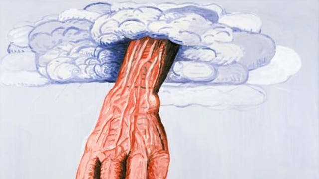A point to prove: Guston's 'The Line'
