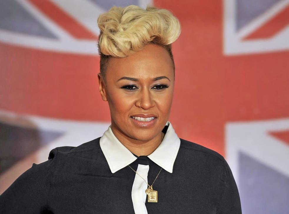 Emeli Sandé, who appeared at both 2012 Olympics ceremonies, has six hits in the top 200