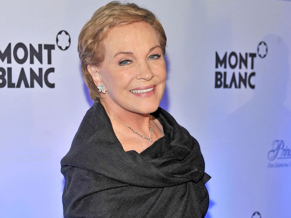 Julie Andrews tops poll of Christmas telly | The Independent