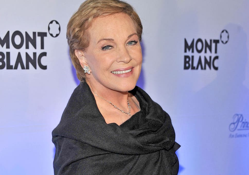 Julie Andrews tops poll of Christmas telly   The Independent