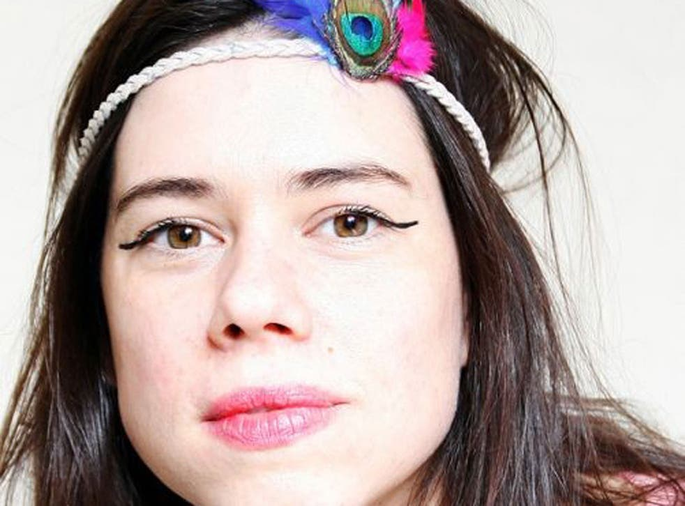 """Lou Sanders: """"I waited an hour for my starter so I complained: 'It's not rocket salad"""""""