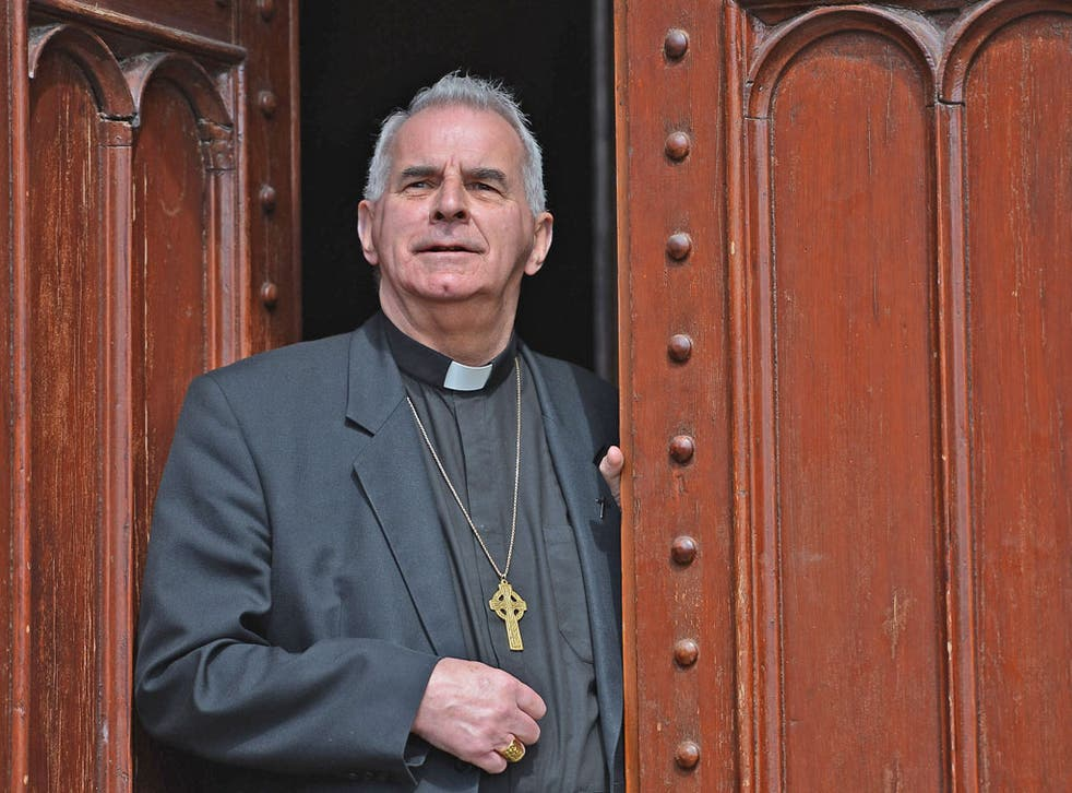 Controversial cardinal Keith O'Brien thinks gay marriage is like slavery and compared abortion to the Dunblane massacre
