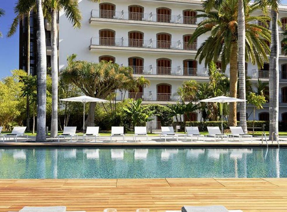 Grand Hotel Mencey in Santa Cruz, Tenerife: Travellers are turning to  safer destinations such as the Canaries and Spain