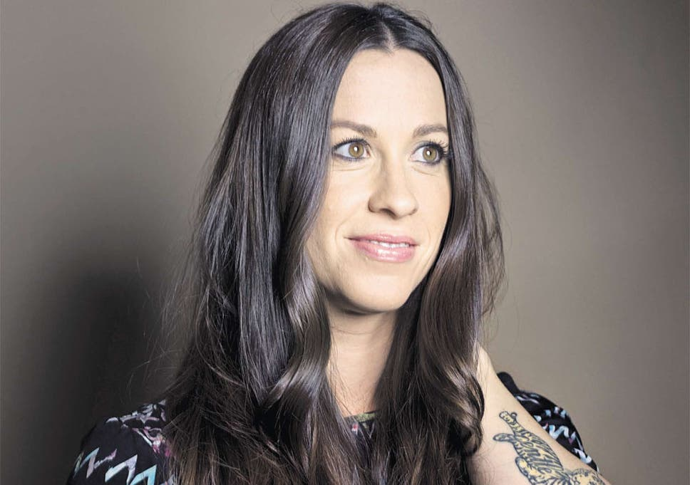 Alanis Morissette - From angry...