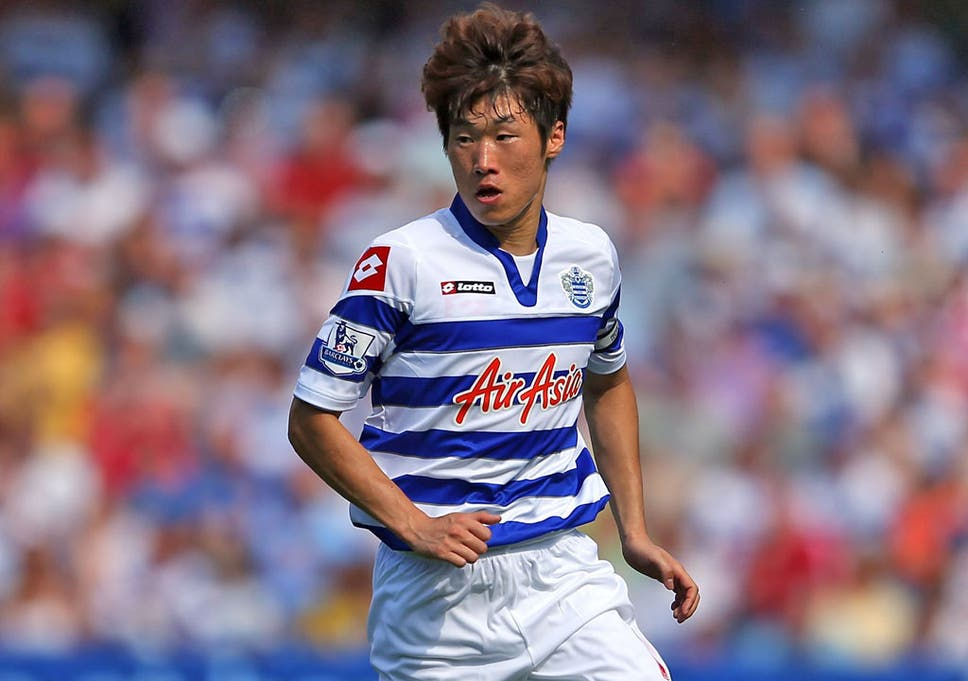Image result for park ji sung qpr