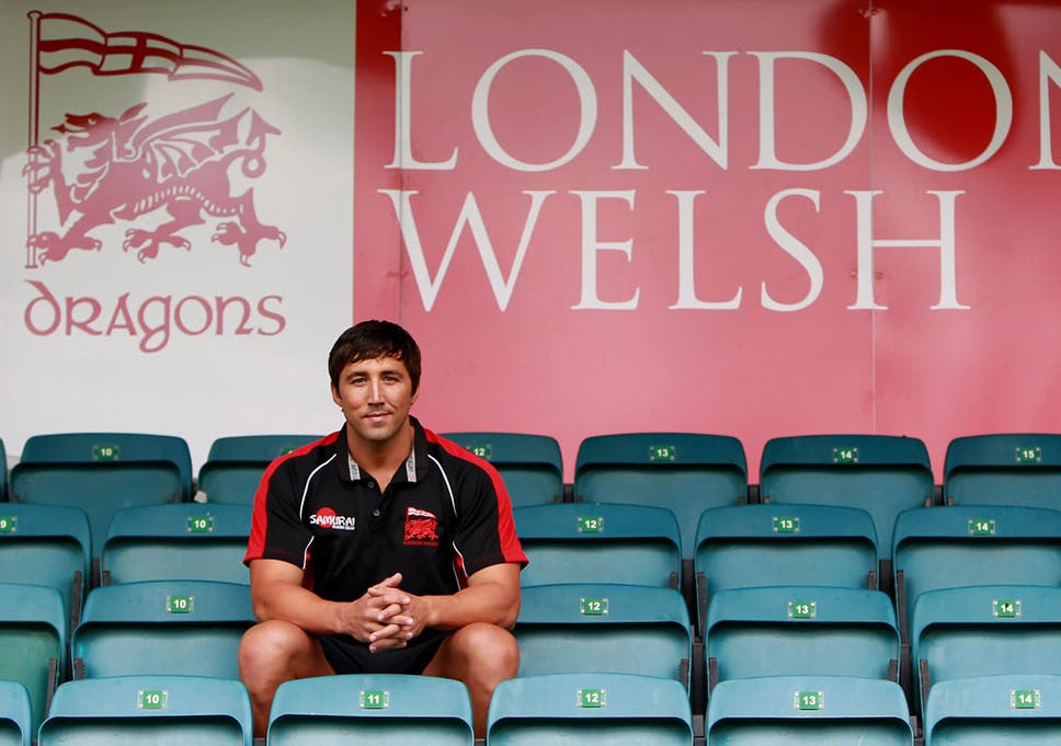 7cfe4789a40 Another 'final chance' for Gavin Henson as he prepares to lead Exiles to  safety