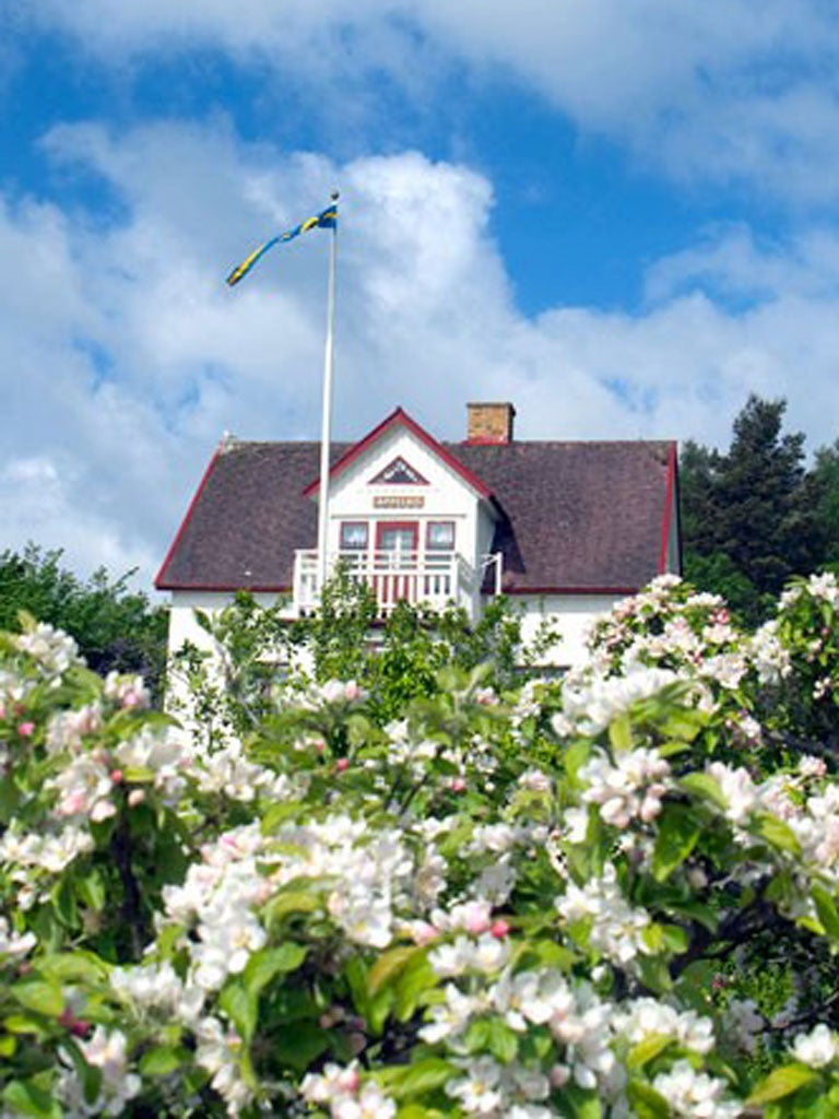 B&B and Beyond: Styrso Bed and Breakfast, West Sweden | The Independent
