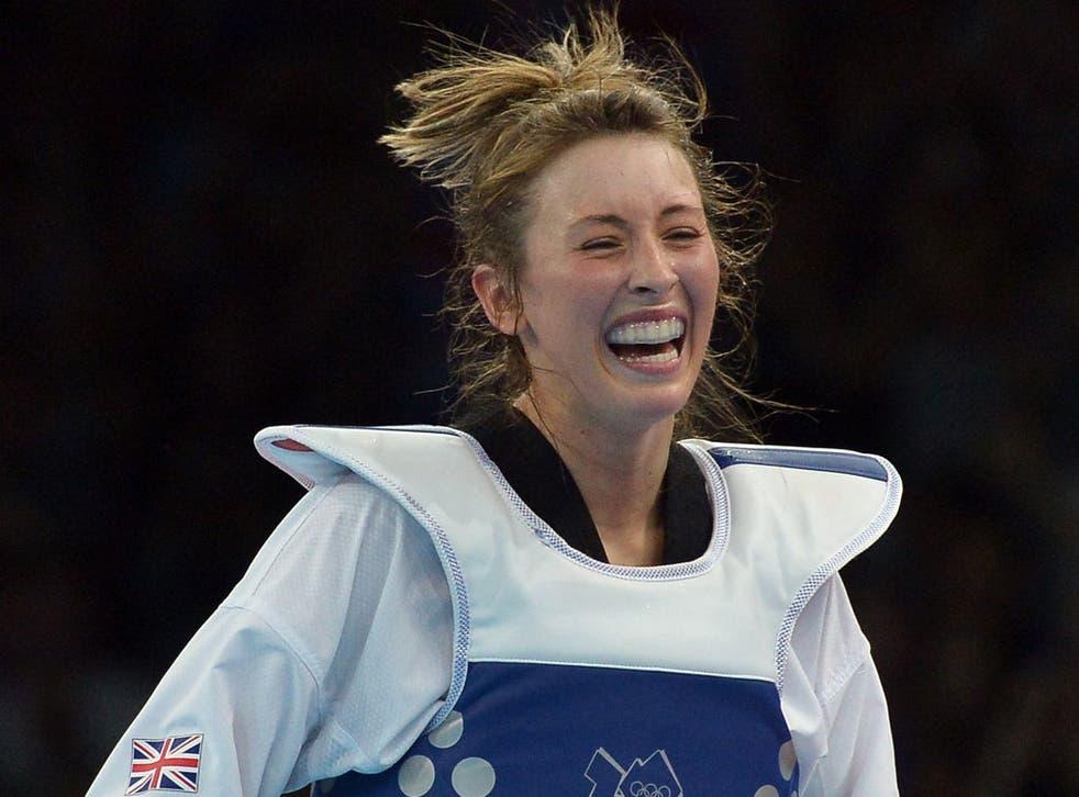Medal of honour: Jade Jones wins taekwondo gold for GB in London