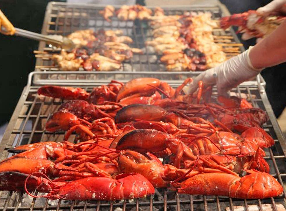 So, why would you eat lobster?