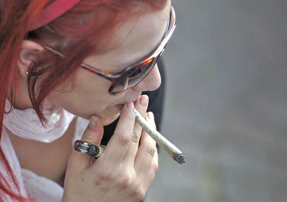 Study shows that smoking cannabis can damage brain for life