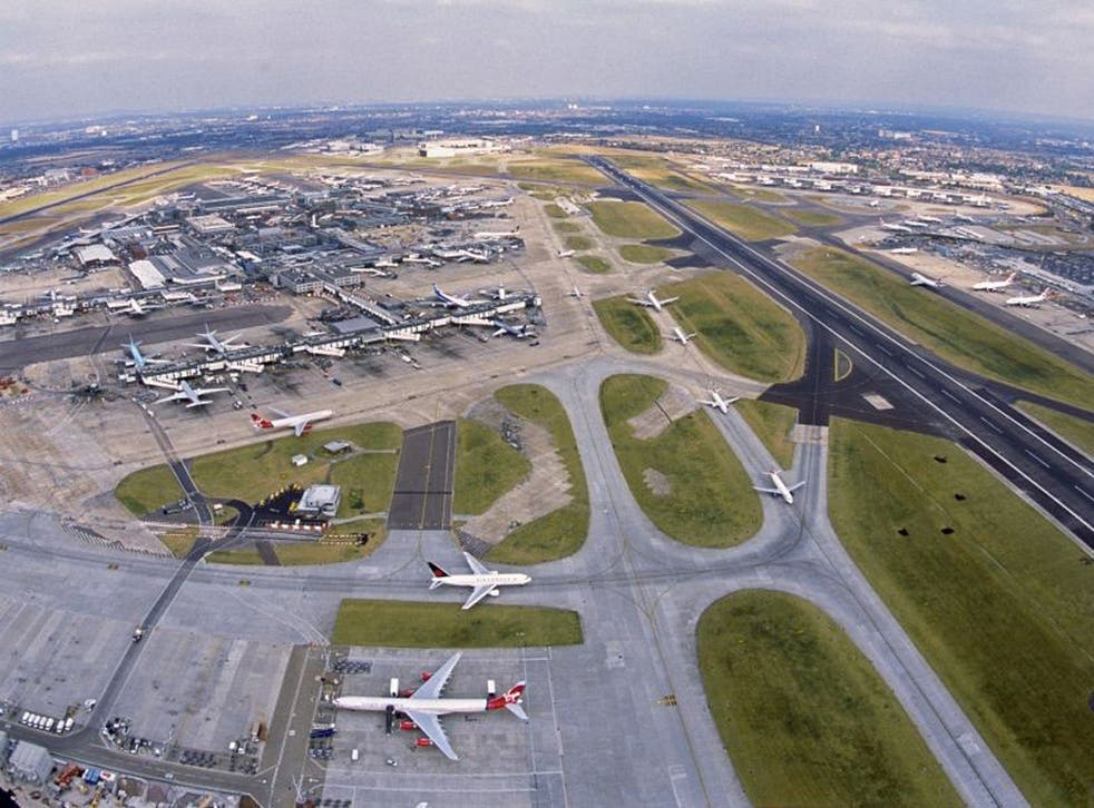 Tim Yeo insists that environmental objections to controversial calls for a third runway are disappearing