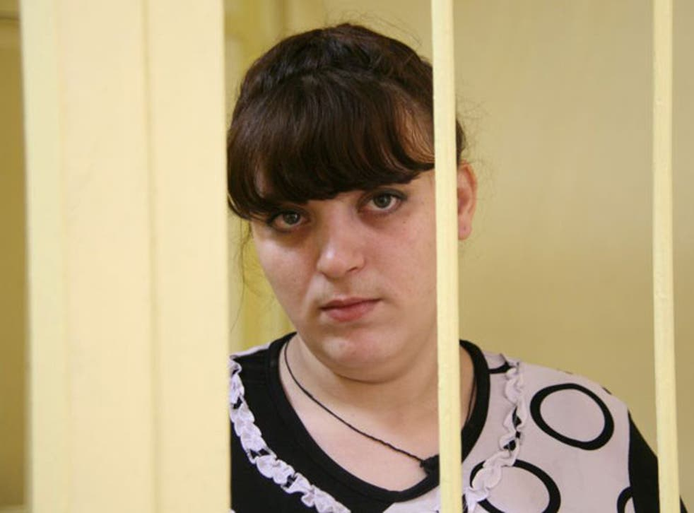Taisiya Osipova was arrested in 2010 after police said four grams of heroin were found in her home