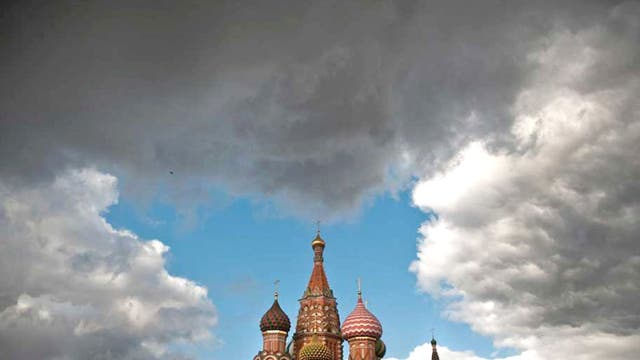 Dome sweet dome: St Basil's Cathedral