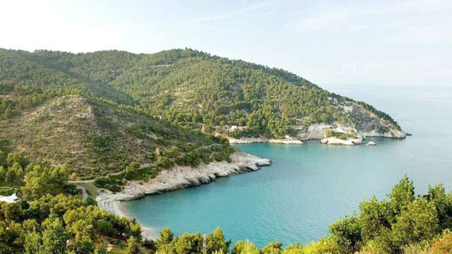The best Adriatic spots include Peschici on the Gargano