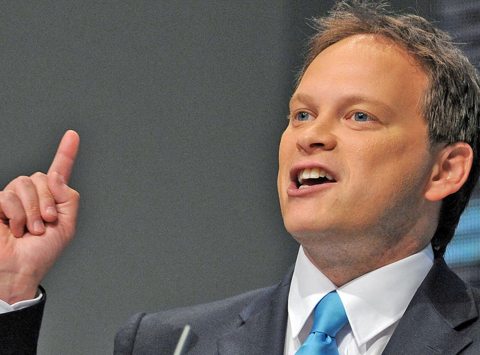 Housing Minister Grant Shapps may replace Baroness Warsi as Tory chairman